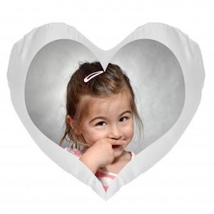 Kissendruck Herz, Fotogeschenk
